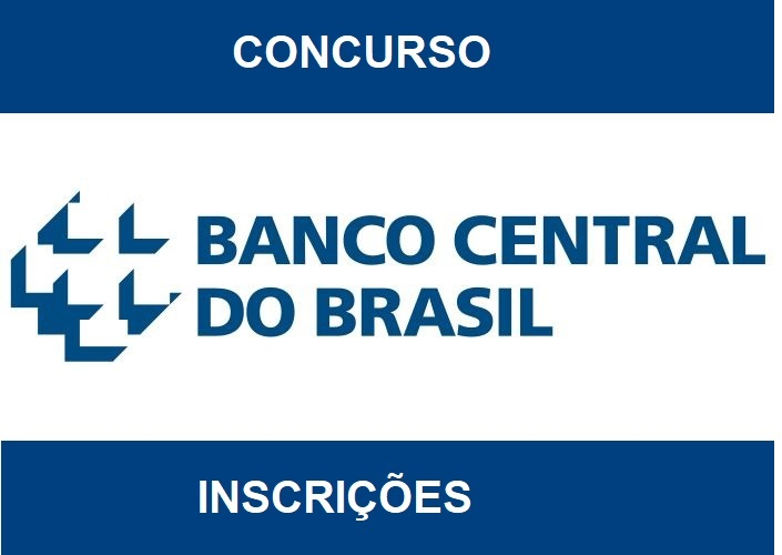 Inscrições Concurso Banco Central 2021