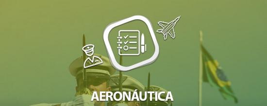 Edital Concurso Aeronáutica 2021