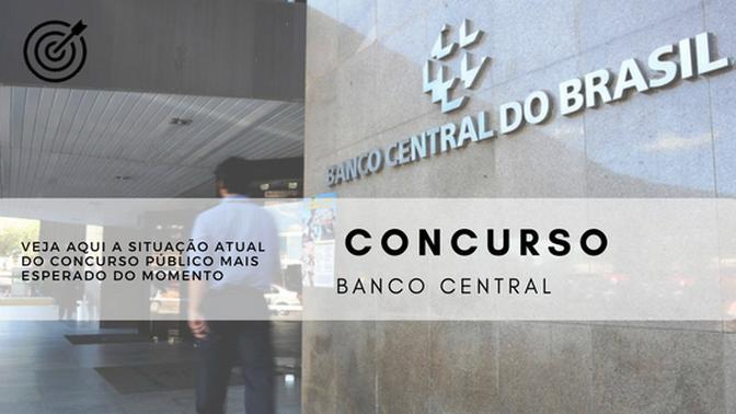 Concurso Banco Central 2021