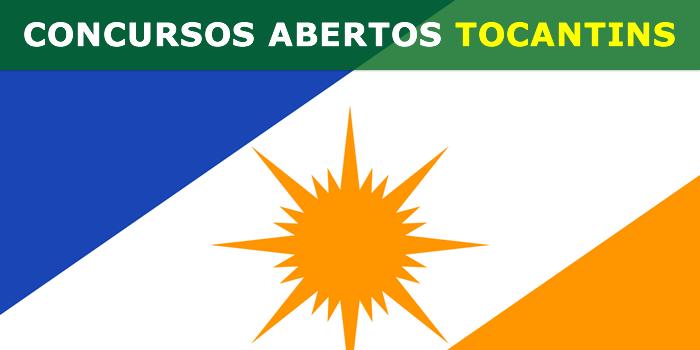 Concursos Previstos para Tocantins em 2021