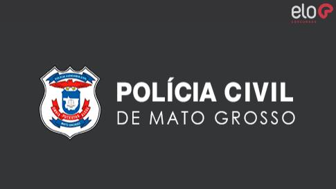 Concurso Polícia Civil MT