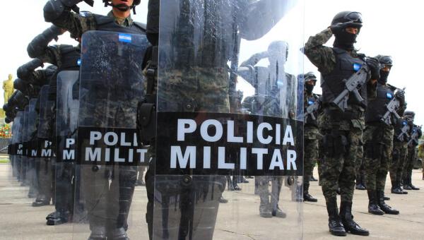 Concurso da Polícia Militar
