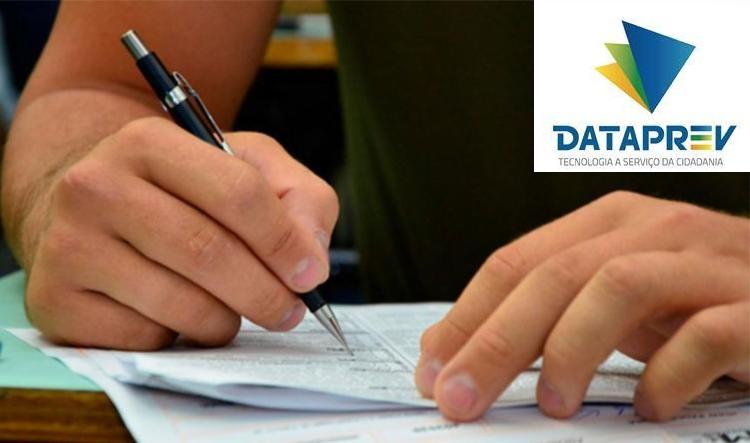 Prova do DATAPREV com Data Marcada
