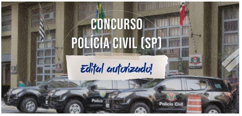 Vagas Previstas para o Concurso da Polícia Civil 2021
